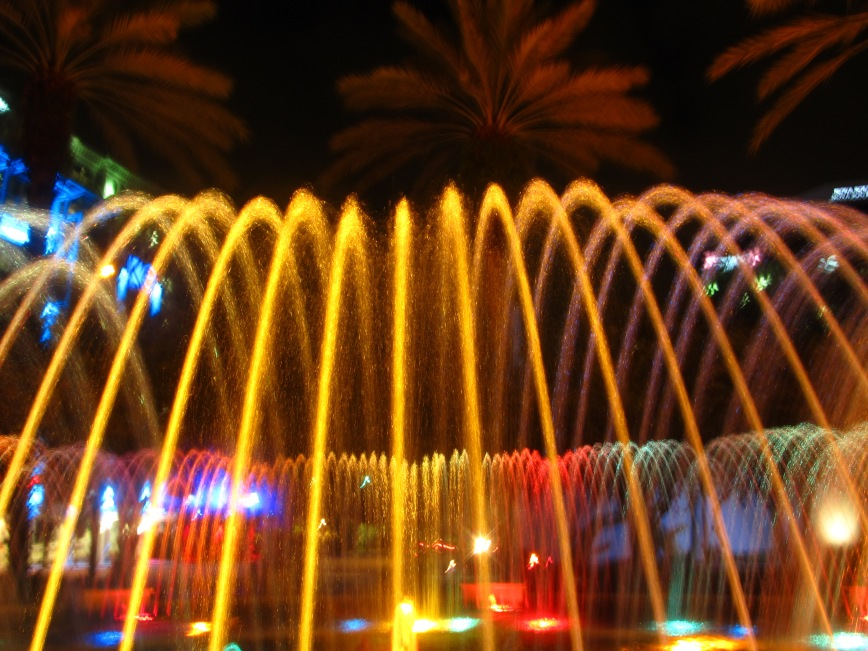 Fountain Las Olas